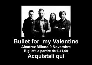 Concerto Bullet for my Valentine
