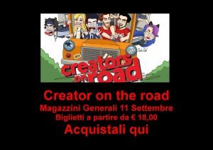 Concerto Creator on the road