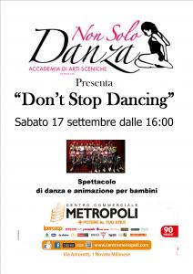 Non solo Danza a Metropoli
