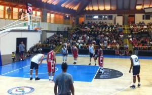 Olimpia Milano Fortitudo Bologna Bormio 1 settembre 2016 Valtellina Basket Circuit