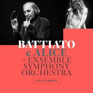 Battiato e Alice Live in Roma