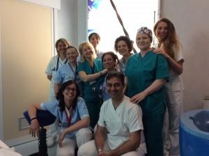 Team Dipartimento medicina perinatale 01