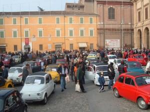 Meeting Fiat 500