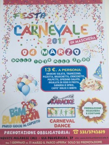 Carnevale al Bim Bum Bam