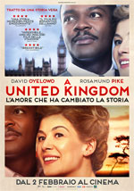 A United Kingdom locandina