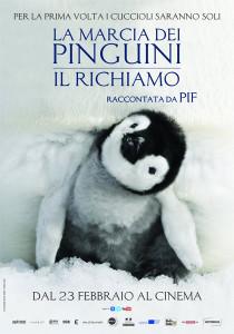 locandina La marcia dei pinguini