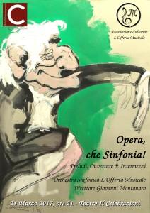 Locandina Opera che sinfonia