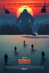 locandina Kong