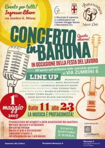Concerto in Barona