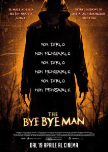 locandina The bye bye man