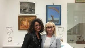 Elisabetta Mariani ed Enrica Miramonti
