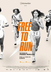 locandina free to run