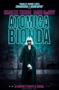 locandina - Atomica bionda