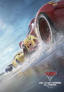 locandina Cars 3
