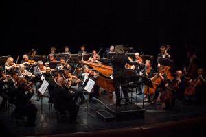 Federico Maria Sardelli e l'Orchestra del Maggio Musicale Fiorentino © Pietro Paolini -