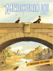 ML_passeggio per Roma