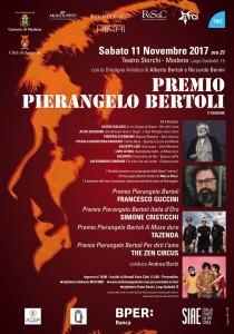 Manifesto Premio Pierangelo Bertoli 2017_b