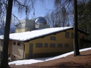 Osservatorio Astronomico Giuseppe Piazzi San Bernardo - Ponte in Valtellina