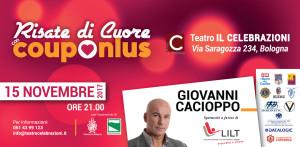 Giovanni Cacioppo - Risate di Cuore