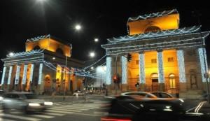 luminarie Porta Venezia (foto repertorio)