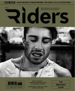 Copertina riders magazine