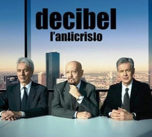 decibel_Cover album
