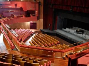 interno piccolo teatro strelher
