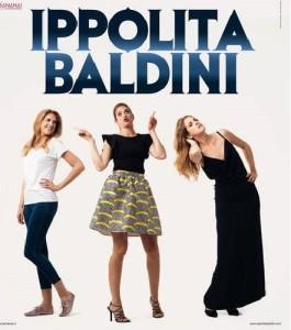 locandina IPPOLITA BALDINI