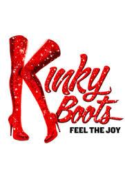 logo kinky boots