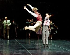 Rómeó és Júlia című balett bemutatója