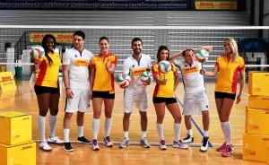 DHL Volley Team e Da Move