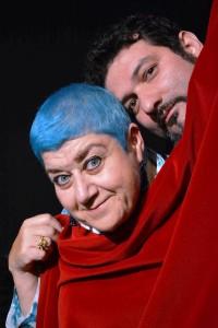 Griselidis -S Yilmaz e J D Puerta Lopez (foto Pino le Pera)