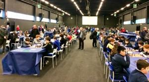 Fase Regionale dei Campionati Studenteschi di Scacchi a LarioFiere