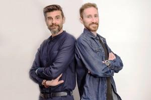 Maurizio Rossato e Giancarlo Cattaneo_