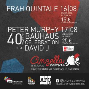 Cinzella festival