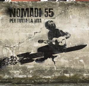 NOMADI 55 - PER TUTTA LA VITA_cover