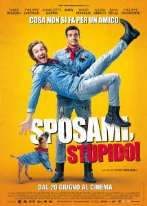 Sposami Stupido - Poster Ufficiale Italiano