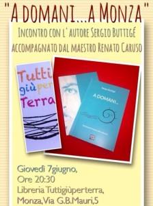 libro A Domani