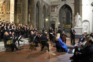 Great American Choral Series in Firenze