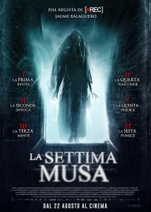 La settima musa - poster low