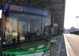 bus eletrici
