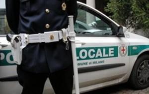 polizia-locale Milano