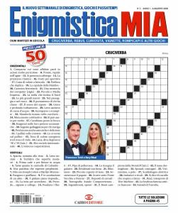 COPERTINA_ENIGMISTICA MIA_N31