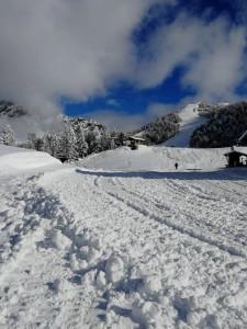 Alpe Palù Valmalenco 20 novembre 2018 (foto R D'Amico)
