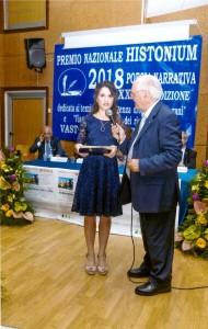 Anna Ferriero - Premio Historium