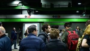 M2 stazione Loreto