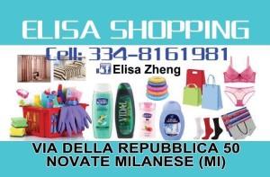Elisa Shopping
