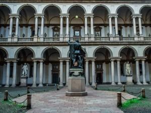 Milano - Pinacoteca di Brera