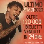Ultimo Tour Stadi 2020