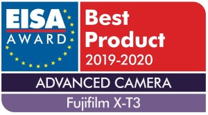 EISA Award - Fujifilm X-T3